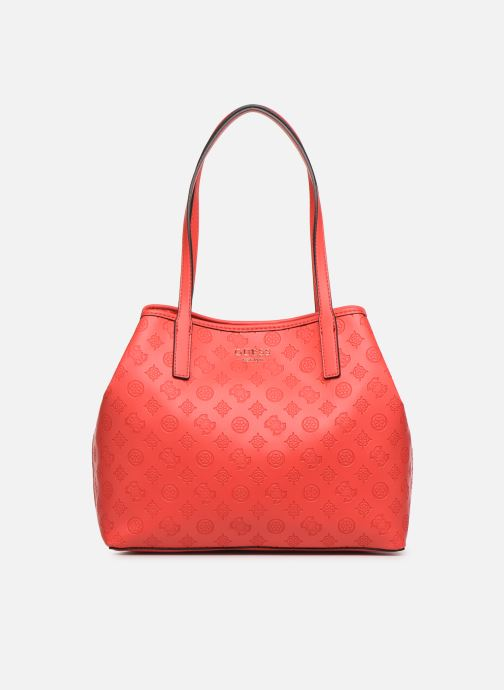 Handtassen Guess VICKY TOTE Beige detail