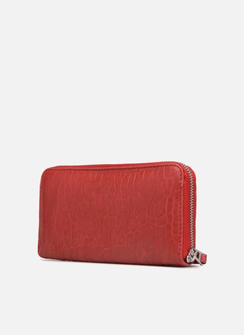 Portemonnaies & Clutches Zadig & Voltaire COMPAGNON OUTLI rot ansicht von rechts