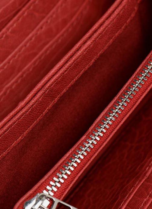 Portemonnaies & Clutches Zadig & Voltaire COMPAGNON OUTLI rot ansicht von hinten