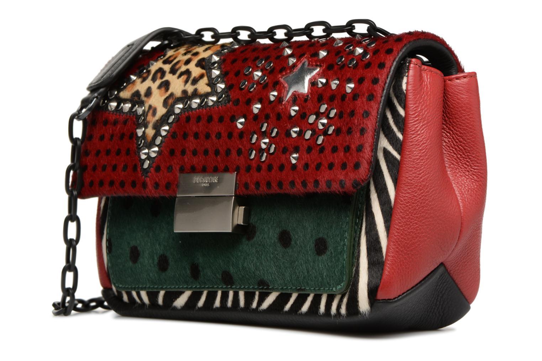 Handtaschen Zadig & Voltaire ZIGGY SAFARI mehrfarbig schuhe getragen