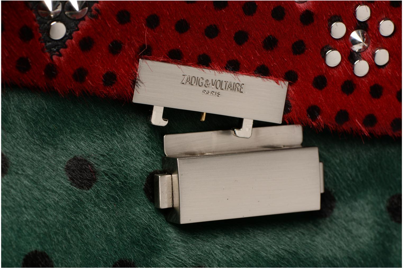 Handtaschen Zadig & Voltaire ZIGGY SAFARI mehrfarbig ansicht von hinten