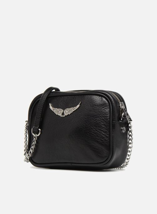 Handtassen Zadig & Voltaire XS BOXY Zwart model