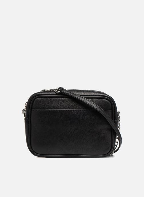 Bolsos de mano Zadig & Voltaire XS BOXY Negro vista de frente