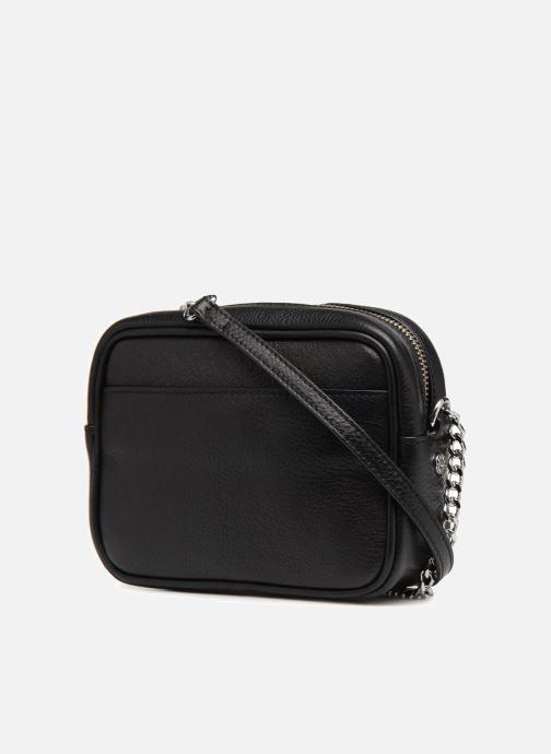 Bolsos de mano Zadig & Voltaire XS BOXY Negro vista lateral derecha
