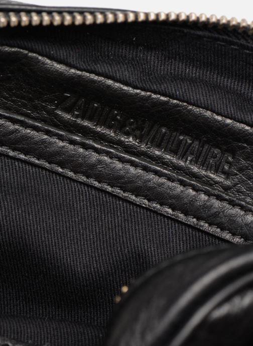 Sacs à main Zadig & Voltaire XS BOXY Noir vue derrière