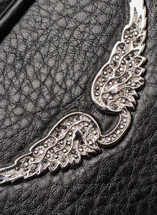 Bolsos de mano Zadig & Voltaire XS BOXY Negro vista lateral izquierda