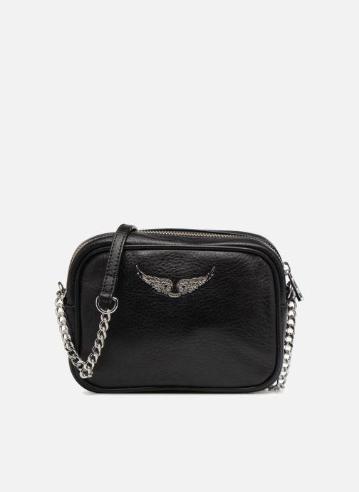 Bolsos de mano Zadig & Voltaire XS BOXY Negro vista de detalle / par
