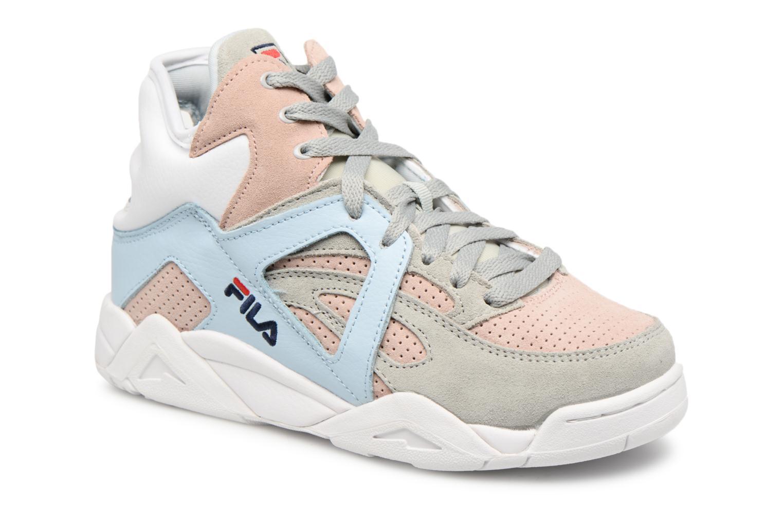 Sarenza Sneakers Wmn Cb multicolore Chez Cage 341598 Mid Fila q04gXg