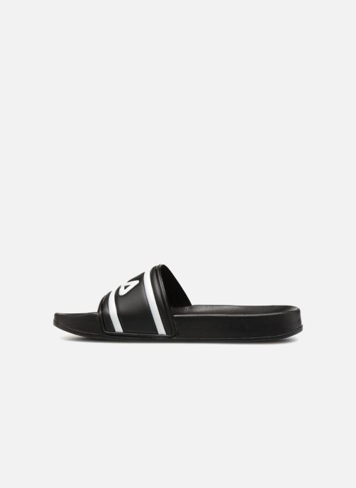 Sandales et nu-pieds FILA Morro Bay Slipper 2 Noir vue face