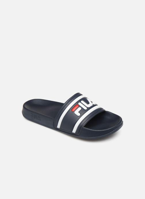 Sandales et nu-pieds FILA Morro Bay Slipper 2 Bleu vue détail/paire