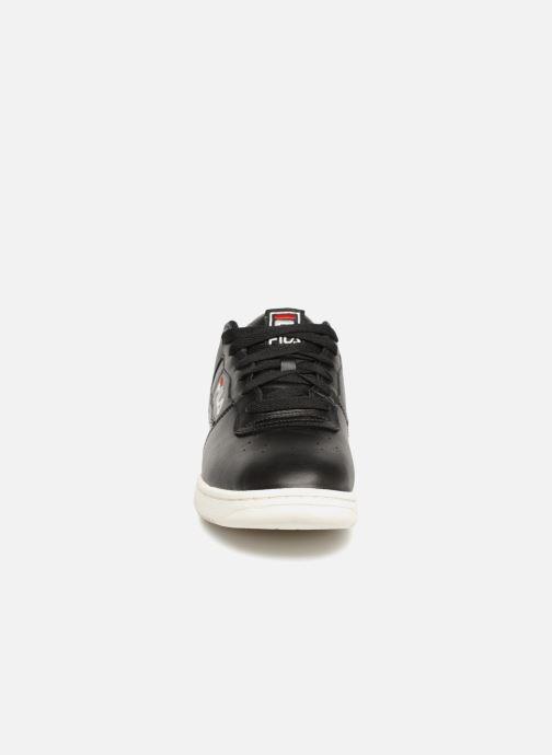 Baskets FILA Original Fitness Noir vue portées chaussures