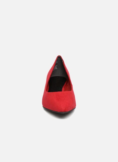 Escarpins Tamaris NINON Rouge vue portées chaussures