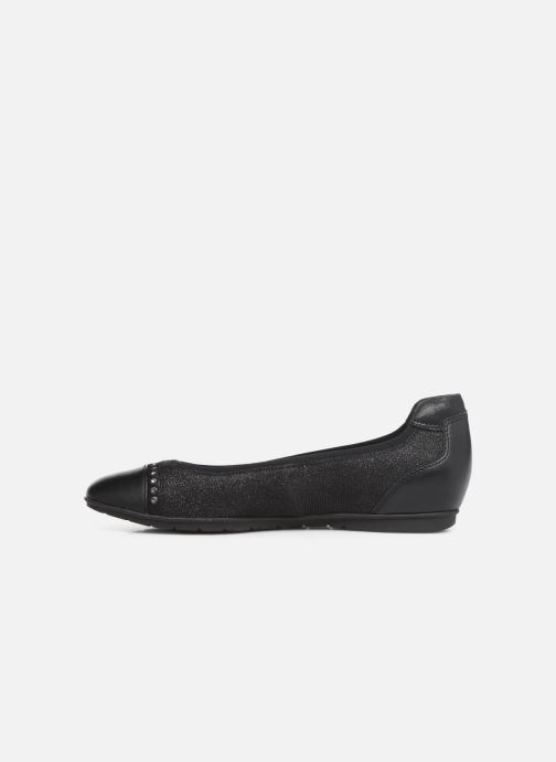 Ballet pumps Tamaris LOLA Black front view