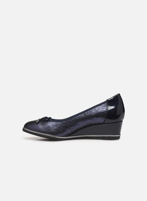 High heels Tamaris ISAL Blue front view