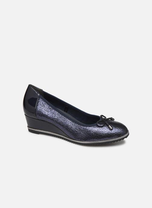 High heels Tamaris ISAL Blue detailed view/ Pair view