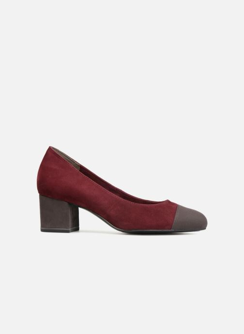Pumps Tamaris MERLA Bordeaux achterkant