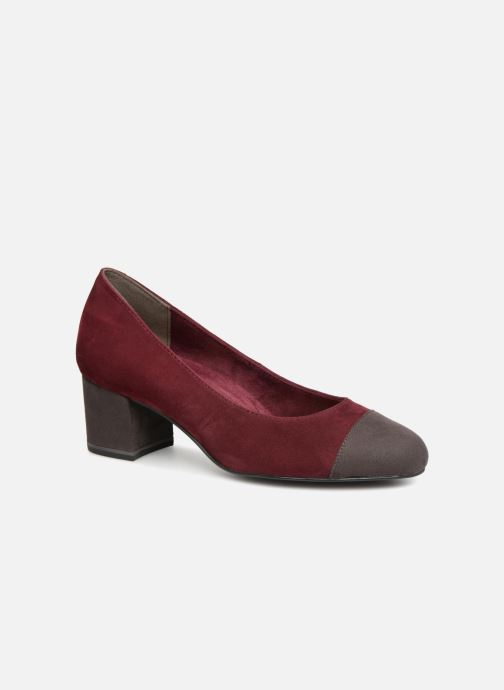 Pumps Tamaris MERLA Bordeaux detail