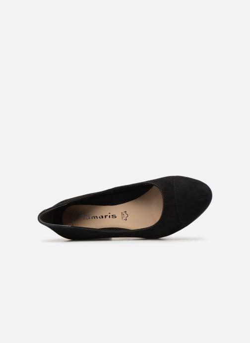 High heels Tamaris MERLA Black view from the left