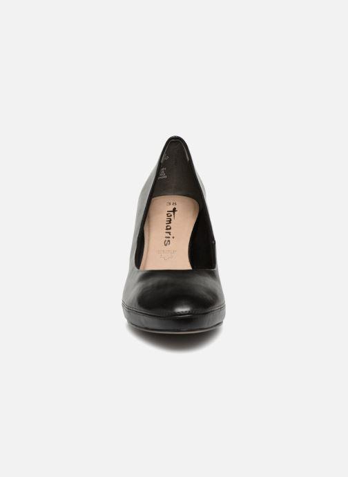 Escarpins Tamaris CLA Noir vue portées chaussures