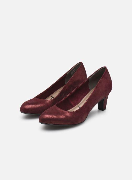 Zapatos de tacón Tamaris BARRI Vino vista de abajo