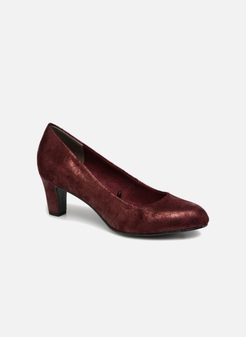 High heels Tamaris BARRI Burgundy detailed view/ Pair view