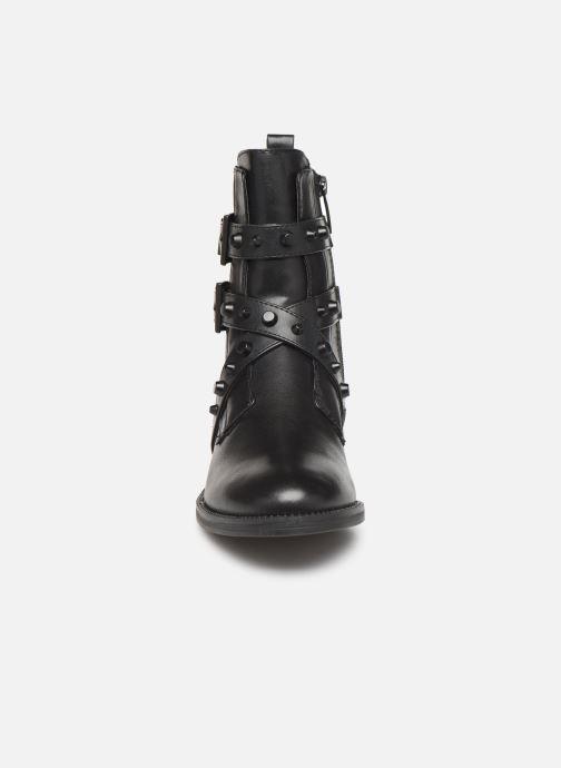 Bottines et boots Tamaris FIONA Noir vue portées chaussures