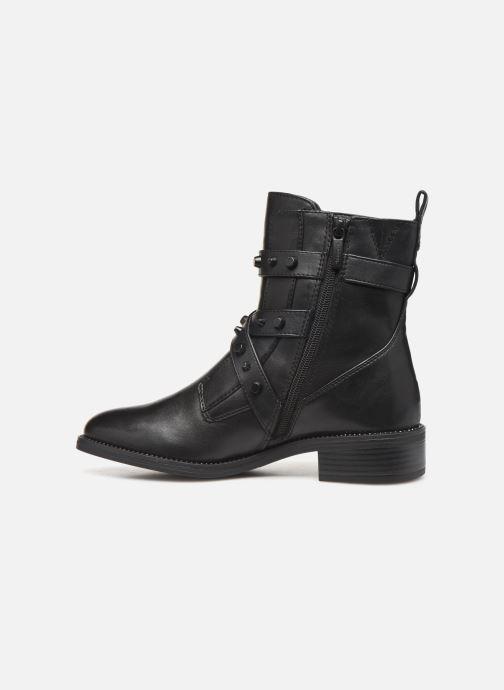 Boots en enkellaarsjes Tamaris FIONA Zwart voorkant