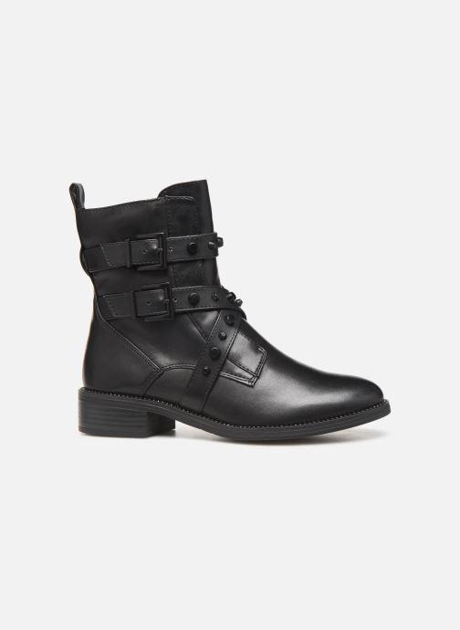 Boots en enkellaarsjes Tamaris FIONA Zwart achterkant