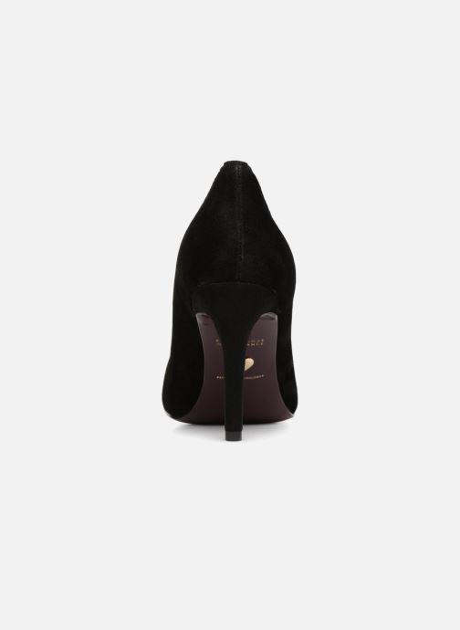 Zapatos de tacón Tamaris IRMA Negro vista lateral derecha