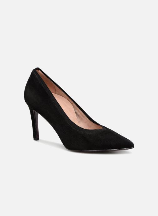High heels Tamaris IRMA Black detailed view/ Pair view