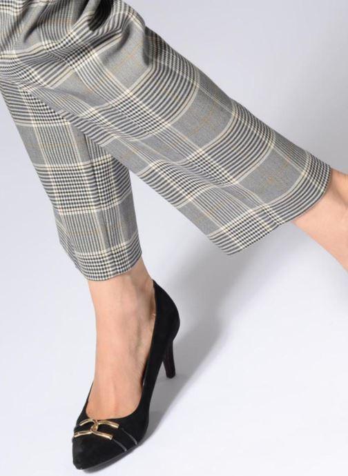 High heels Tamaris NERRY Black view from underneath / model view