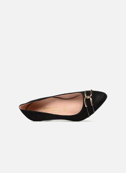 Zapatos de tacón Tamaris NERRY Negro vista lateral izquierda