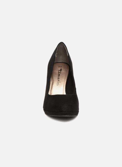 Escarpins Tamaris AMBRE Noir vue portées chaussures