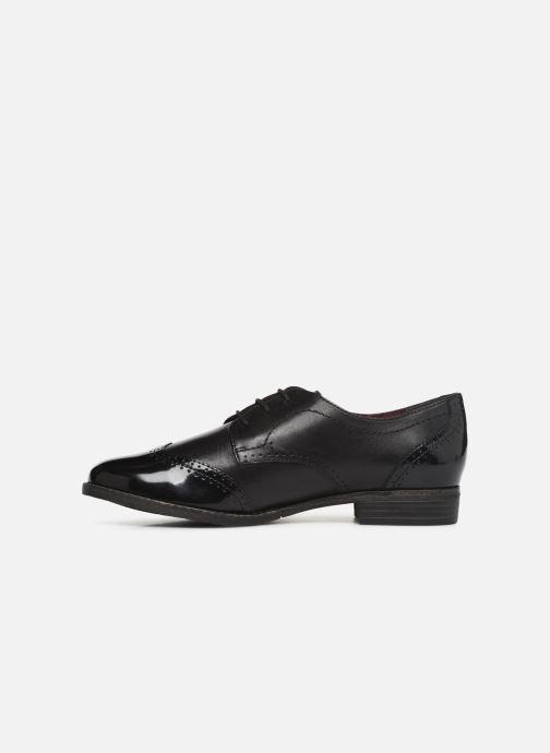 Chaussures à lacets Tamaris ATHENA Noir vue face