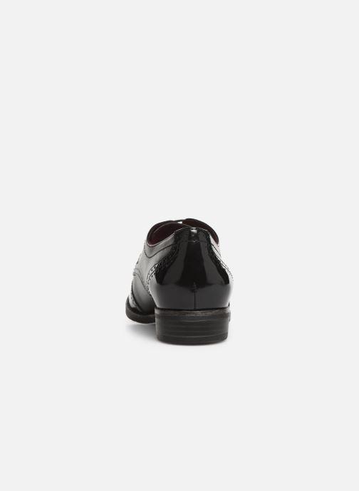 Lea Chaussures Tamaris À brush Lacets Athena Blk Kc3TF1Jl