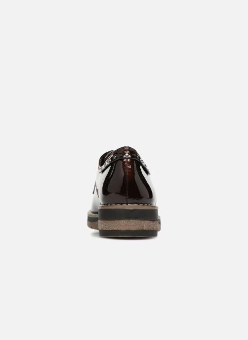 Scarpe con lacci Tamaris RITA Marrone immagine destra