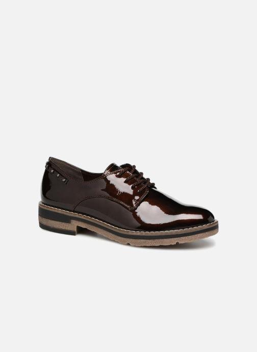 Chaussures à lacets Tamaris RITA Marron vue détail/paire