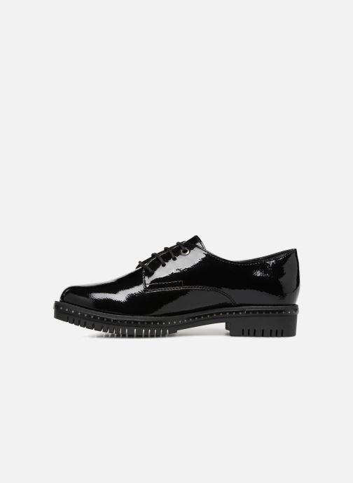 Zapatos con cordones Tamaris NUNA Negro vista de frente