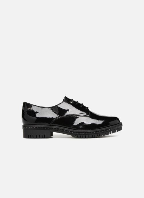 Zapatos con cordones Tamaris NUNA Negro vistra trasera