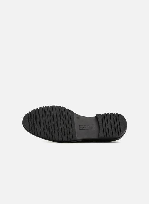 Zapatos con cordones Tamaris NUNA Negro vista de arriba