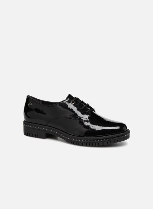 Chaussures à lacets Tamaris NUNA Noir vue détail/paire
