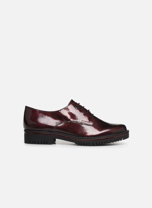 Chaussures à lacets Tamaris NUNA Bordeaux vue derrière