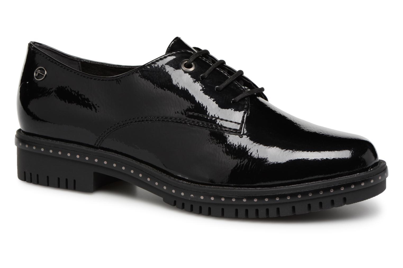 À Lacets 341639 Chez Nuna noir Chaussures Tamaris Sarenza fwxt0v7