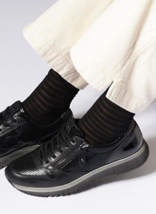 Sneakers Tamaris VARE Nero immagine dal basso
