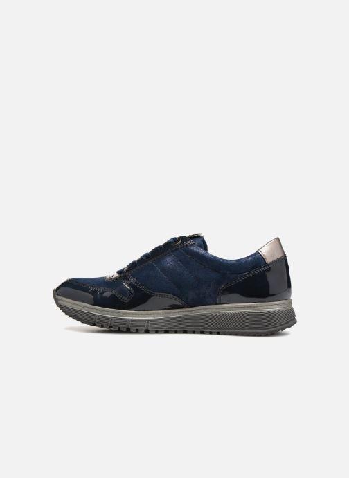 Sneakers Tamaris VARE Azzurro immagine frontale