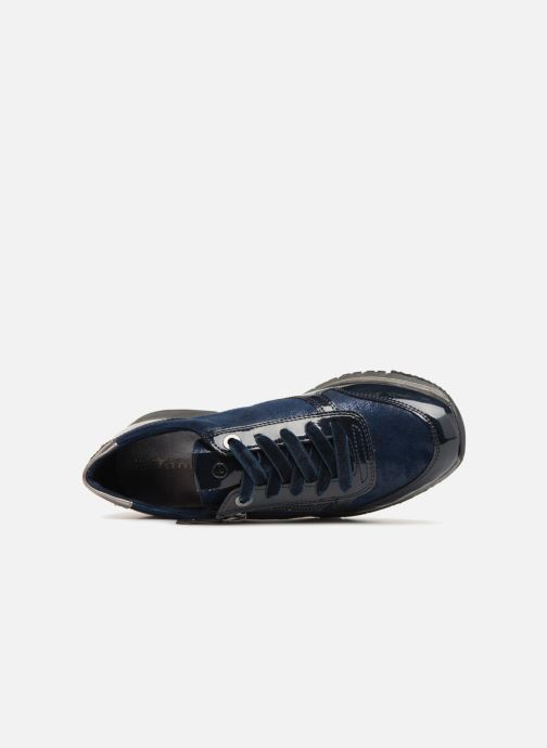 Sneakers Tamaris VARE Azzurro immagine sinistra