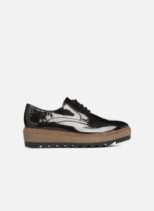 Chaussures à lacets Tamaris MANAUS Noir vue derrière