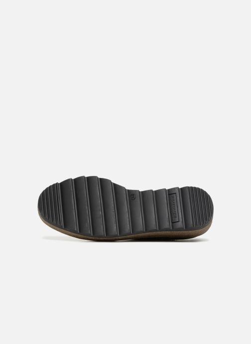 Chaussures à lacets Tamaris MANAUS Noir vue haut