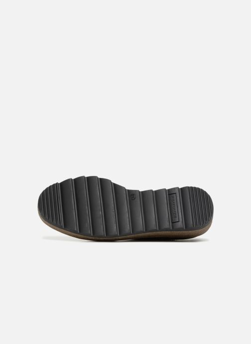 Scarpe con lacci Tamaris MANAUS Nero immagine dall'alto