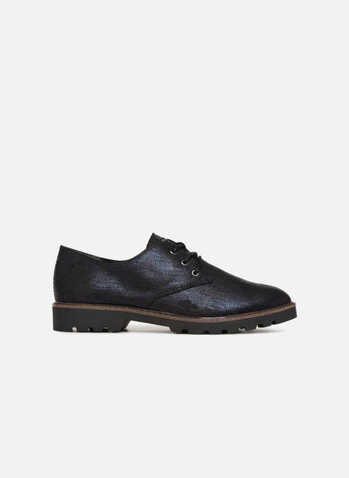 Chaussures à lacets Tamaris MOCCA Bleu vue derrière